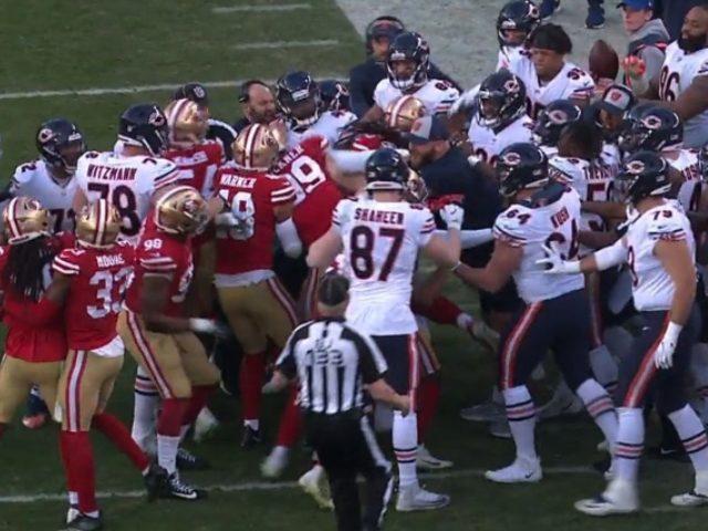 Bears 49ers