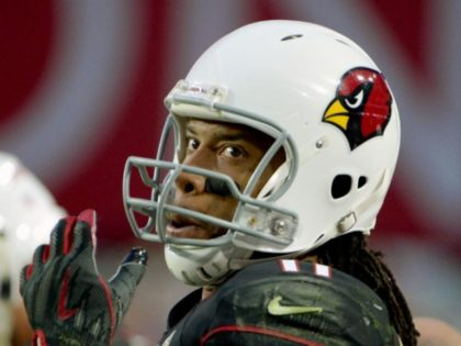 Report: Cardinals' Larry Fitzgerald Tests Positive for Coronavirus