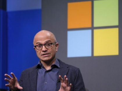 Microsoft CEO Satya Nadella has helped fuel a rebound by the technology giant which has climbed back to the ranks of the world's most valuable companies