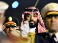 Saudi crown prince visits Algiers without meeting president