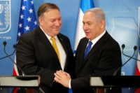 Netanyahu to meet US secretary of state in Brussels
