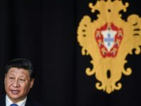 Xi arrives in Portugal to boost trade ties