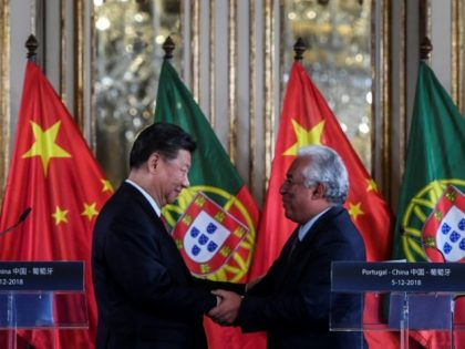China's visiting President Xi Jinping and Portuguese Prime Minister Antonio Costa signed a raft of accords as Lisbon, hard hit by the post-2008 crisis, looks to Chinese investment amid some reticence among EU neighbours