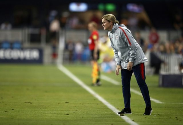 US women to play tough schedule in build-up to World Cup defense