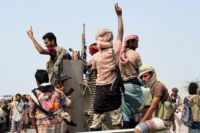 Yemen war rivals lash out as talks start