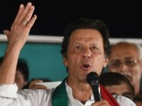 Khan has long been vocal about Pakistan's role in the war on terror