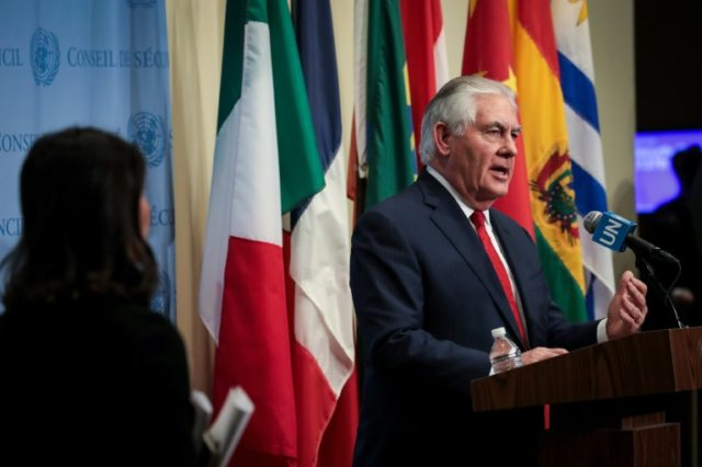 Tillerson: Trump 'undisciplined,' wanted to break law