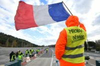 France's so-called 'yellow vest' protesters accuse President Emmanuel Macron of being a 'president of the rich'