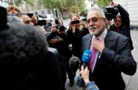 Mallya left India in March 2016 owing more than $1 billion