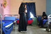 The Yemeni conflict has left 14 million people on the brink of starvation