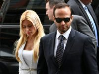 George Papadopoulos, a former foreign policy advisor to Donald Trump's presidential election campaign, and his wife Simona Mangiante plan a biographical docuseries and a political book after he spent two weeks in jail for lying to the FBI