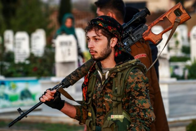 Offensive against Kurds in Syria 'unacceptable': Pentagon
