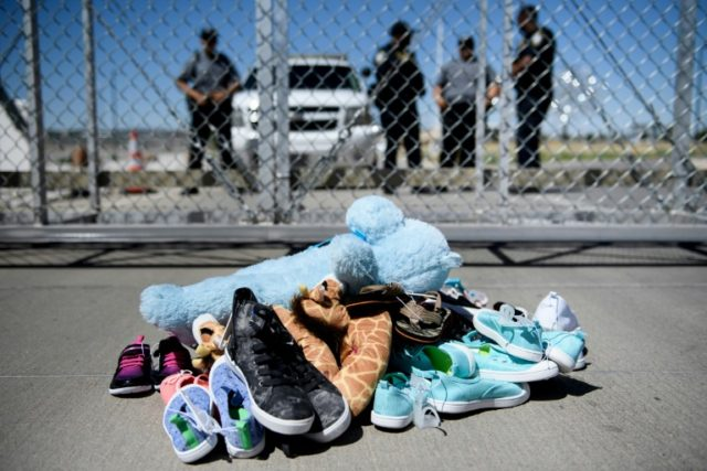 "The US has separated more than 2,000 children from their parents as part of a ""zero tolerance"" policy on illegal immigration"