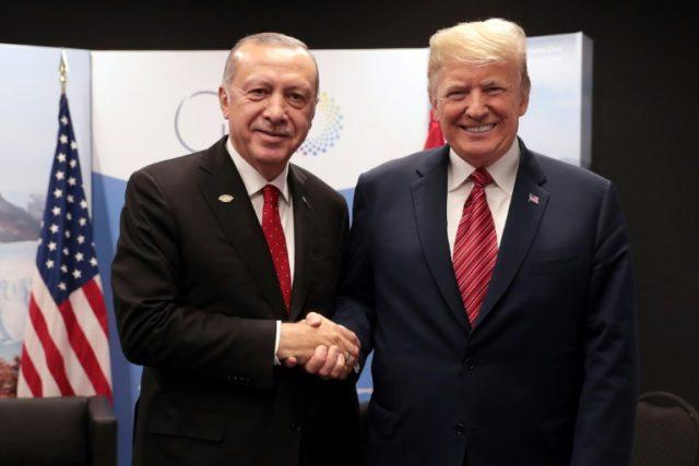 Erdogan, Trump agree 'more effective' coordination on Syria