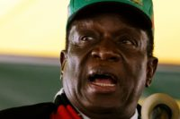 Zimbabwean president and ZANU-PF leader Emmerson Mnangagwa is trying to distant himself and his party from the legacy of his predecessor, Robert Mugabe
