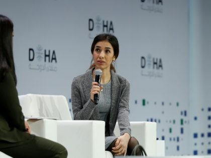 Nobel laureate urges Yazidi protection until IS leaders tried