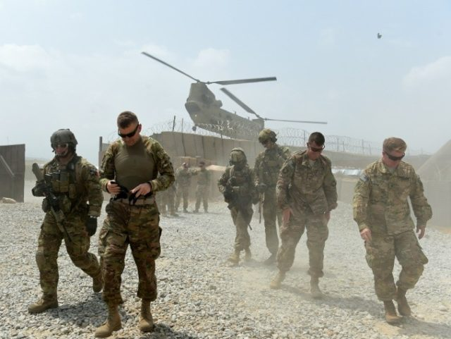 Trump to pull half of US troops from Afghanistan