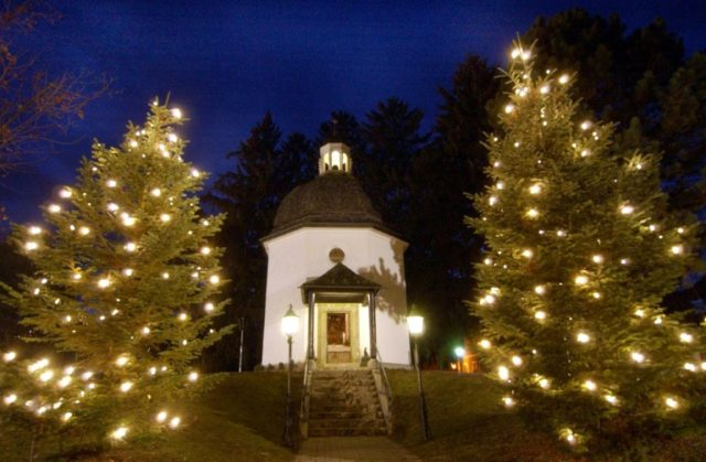 Austria celebrates 200 years of beloved carol 'Silent Night'