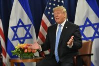 Trump: Time for U.S. to 'Fully Recognize' Israel's Sovereignty over Golan Heights