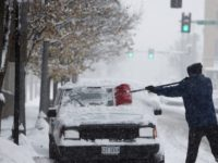 Winter Storm Sweeps South, Causing 300,000+ Power Outages, 1,500 Canceled Flights