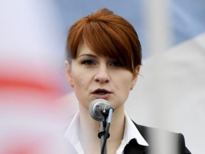 Alleged Spy Maria Butina Pleads Guilty as Agent of Russian Influence