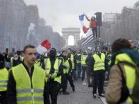 France Braces For Fifth Weekend of Paris Protests