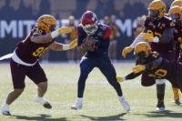 Rivers, Fresno State top Arizona State in Las Vegas Bowl