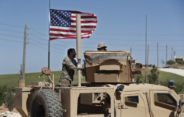 U.S. Military Moving Equipment Out of Syria as Pullout Begins