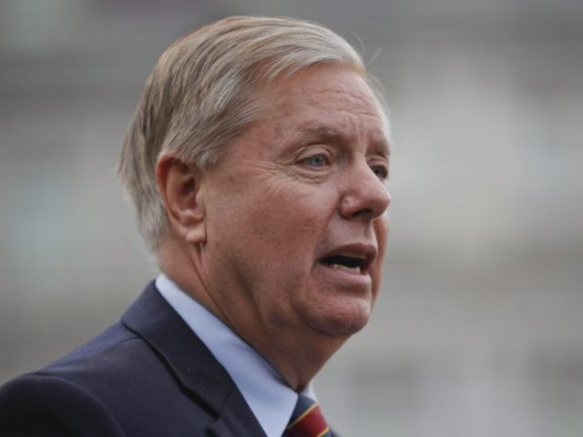 Lindsey Graham: 'It Is Time for Trump to Use Emergency Powers' for Wall