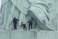 Statue of Liberty climber guilty of 3 misdemeanors
