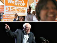 $15 Minimum Wage, Bernie Sanders