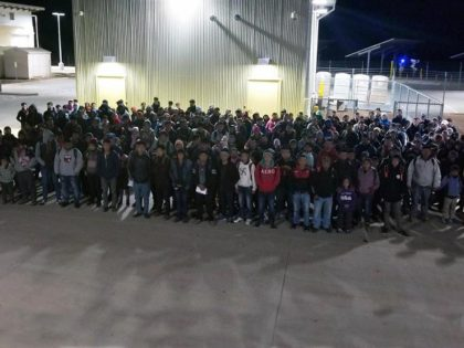 247 migrants apprehended by agents in New Mexico