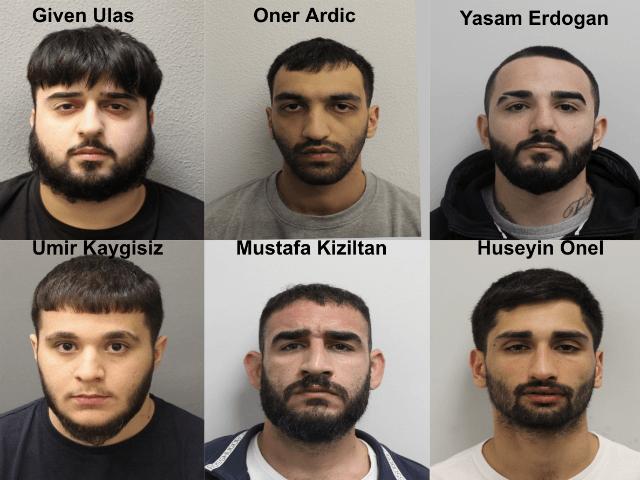 Breitbart: Khan's London: Acid Gang Sentenced afte