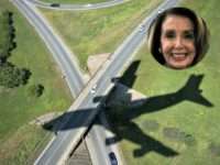 Airplane Shadow, Pelosi
