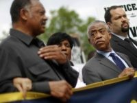 Al Sharpton Jesse Jackson Getty
