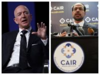 Amazon CEO Jeff Bezos and CAIR