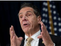 Andrew Cuomo: New York Deaths 'Effectively Flat' for Two Days