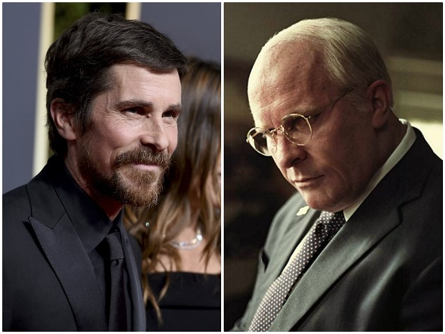 Golden Globes: Christian Bale Thanks 'Satan' for Giving Him Inspiration to Play Dick Cheney