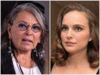 Roseanne Barr Slams 'Repulsive' Natalie Portman over Her 'Sickening' Israel Stance