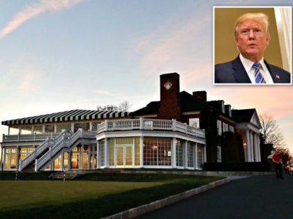 Bedminster-Golf-Club, Trump