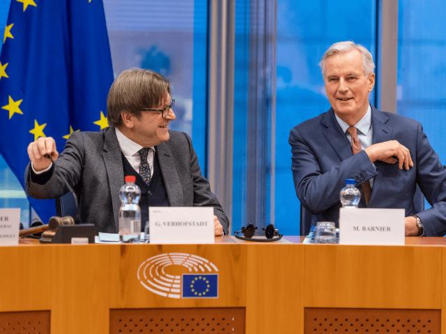 Bernier Verhofstadt