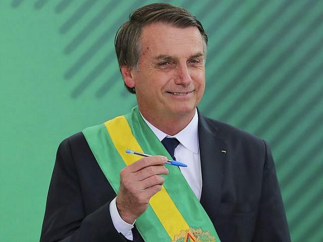 President Bolsonaro: Arm Law-Abiding Brazilians for Self ...