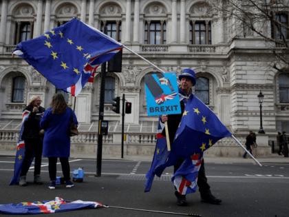 Brexit Whitehall