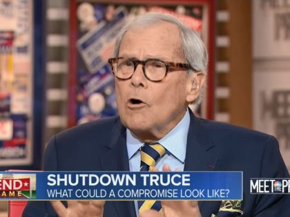 "Tom Brokaw on NBC's ""Meet the Press,"" 1/27/2019"