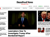 Buzzfeed Leads with Fake Collusion Story After Refuted by Mueller