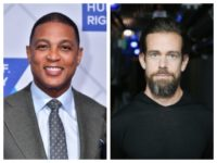 CNN's Don Lemon and Twitter's Jack Dorsey