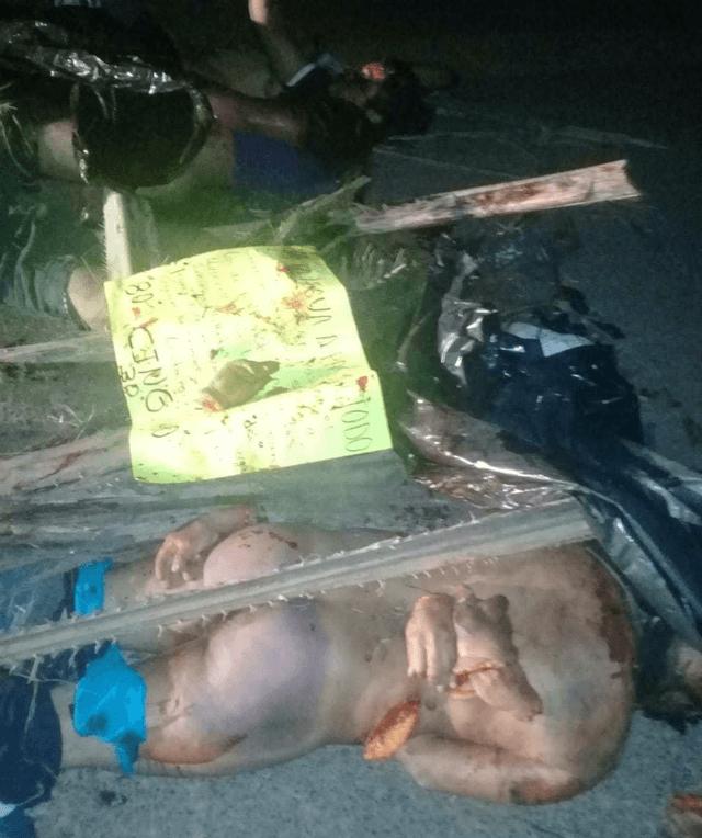 GRAPHIC -- Mexican Cartel Gunmen Castrate, Murder Rivals