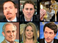 Chuck Todd, Ben Smith, Catholic Sacrament, Rich Lowry, Kirsten Powers, Lanny Davis