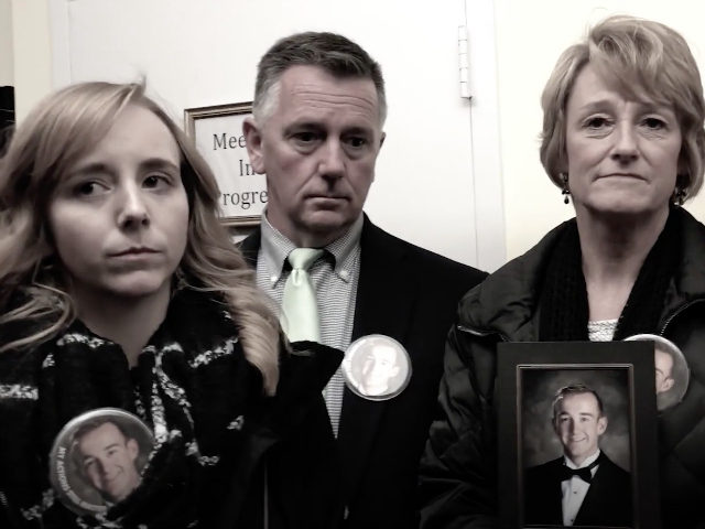 "The Corcorans, an Angel family, have a message for the leaders of congressional Democrats that was not heard when they were refused meetings with Speaker Nancy Pelosi or Senate Minority Leader Chuck Schumer on January 15: ""Put 'Differences Aside and Protect Your People.'"""
