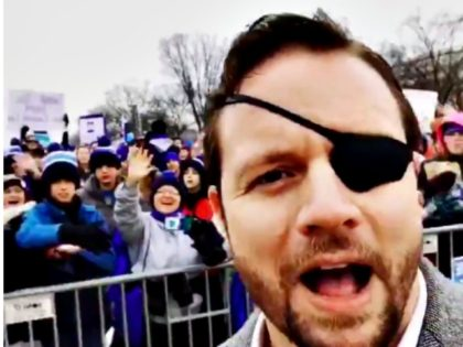 Dan Crenshaw March for Life